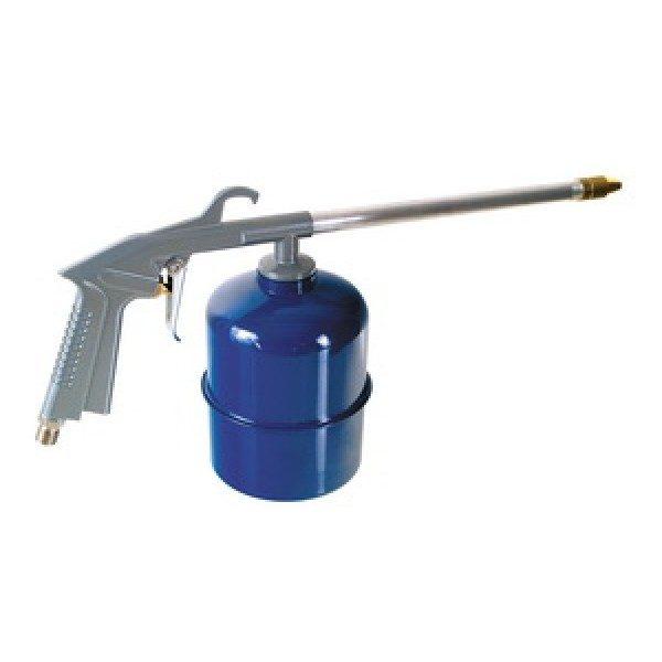 Mosó pisztoly, alsó fém tartály WJ008AG1