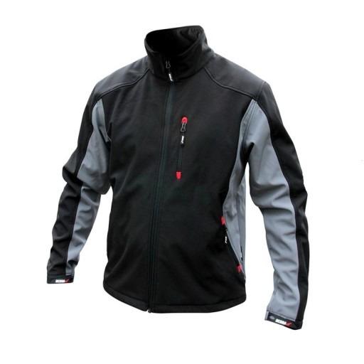 Dedra softshell kabát L méretben BH6KS-L
