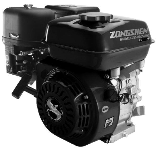 MEGHAJTÓ MOTOR ZONGSHEN 190F 420cc 15,0 25mm VíZSZINTES TENGELYhřídel 25 x 60mm (od olejové 01-99018