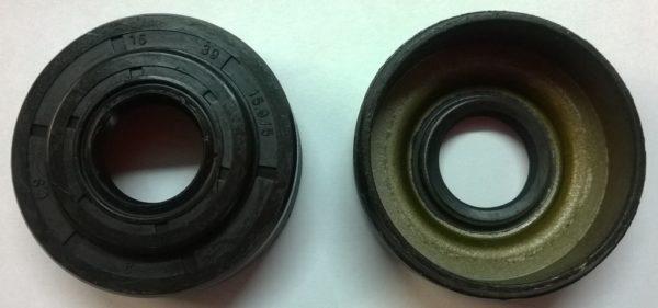 Szimering Husqvarna láncfűrész 3,9×1,4×1,6 cm 340 340E 345 345E 350 párban rendelhető 06-05024