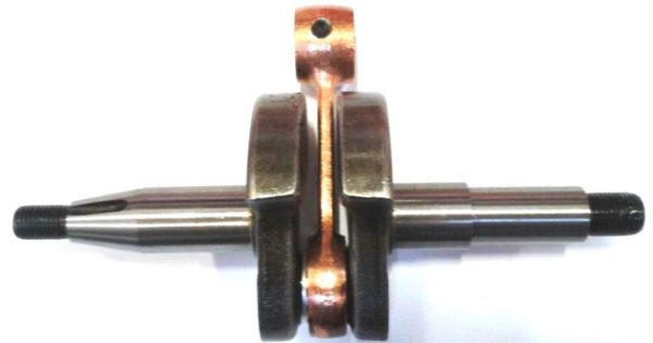 FŐTENGELY HUSQVARNA 340, 340E, 345, 345E, 350tengelyhossz  136,8mm tengely magassága  54,9mm 07-05049