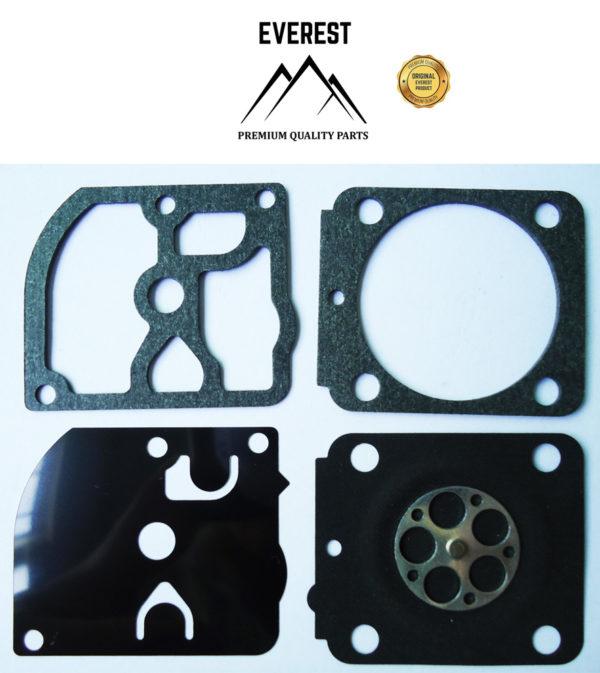 Karburátor membrán komplett Zama GND-56 Stihl MS171 MS181 MS211 FS38 FS75 FS85 10-42006