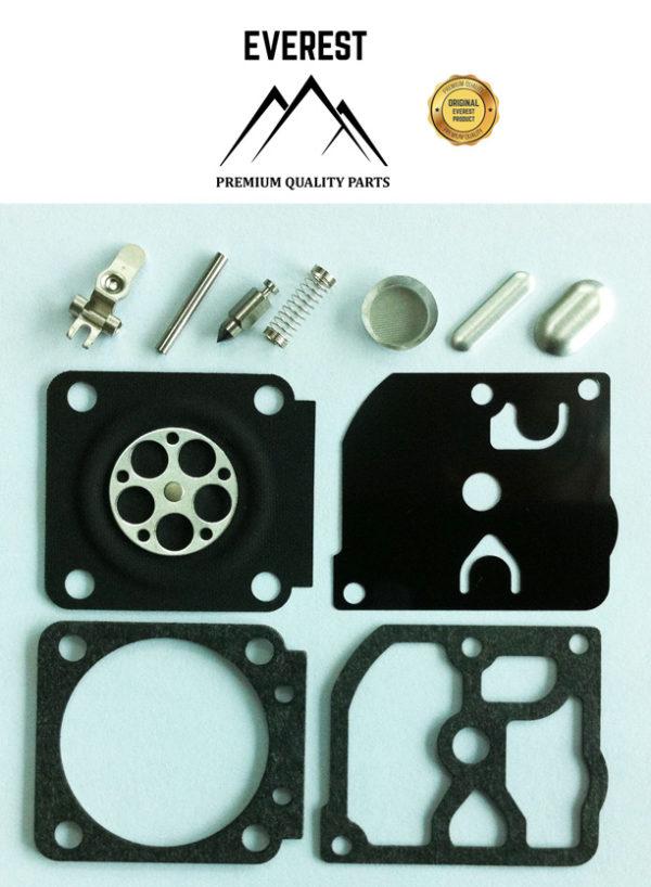 Láncfűrész karburátor membrán javító készlet Stihl 017 018 MS170 MS180 10-42021