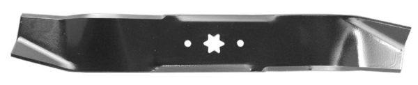 Fűnyírótraktor kés  MTD TRAKTOR OLDAL KIVETÉS 49cm DECK F 38 cal 96cmA.490 14-25006