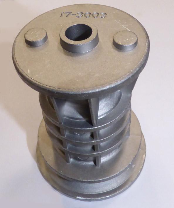 KÉSTARTÓ ERMA 948CV HUSQVARNA LB48 LC48 22,2mm MAGASSÁG 85mm 15-24002