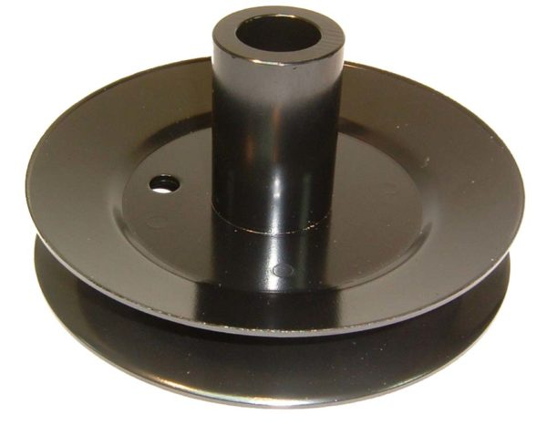 KÉSTENGELY ÉKSZÍJTÁRCSA MTD DECK D 81cm, E 91cmkülső átmérő  128,4mm kerék magasság  25,2mm 20-25004