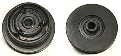 VIBRÁCIÓS TALP RÖPSÚLYOS KUPLUNGJA 25,4 mm HENGER 17 mm SZIJprůměr 148mm 32-99010