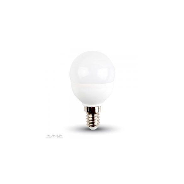 V-Tac Led izzó E14 P45 5.5W 6400K A+ hideg fehér 42521