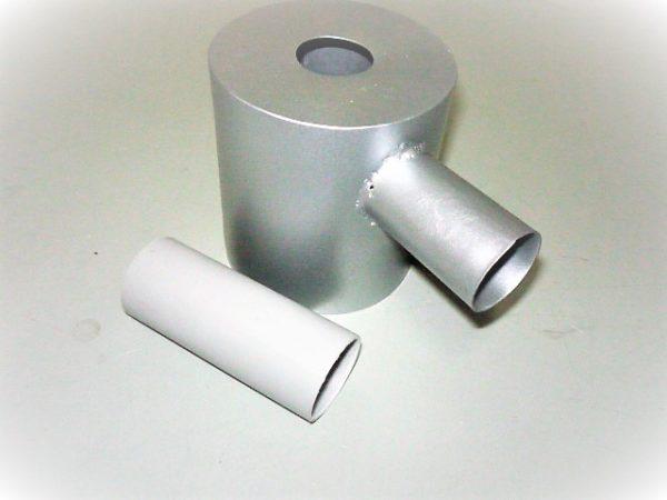 Porszívó porelszívó adapter fúrókalapácshoz és fúróhoz 8-95 mm 895PPAF