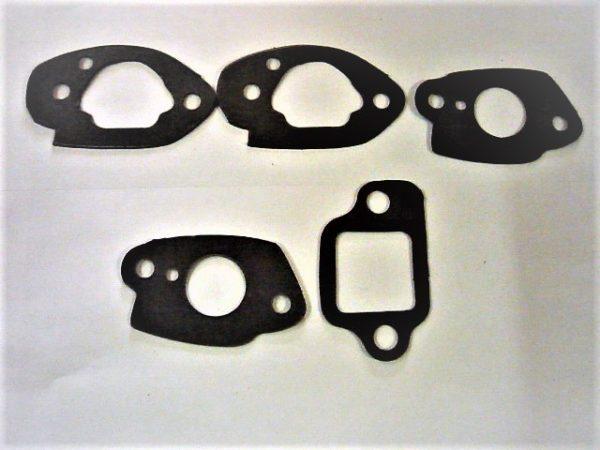 Honda karburátor és szívótorok tömítés készlet GCV135 GCV160 GCV190 GC135 GC160 GC190 06-02001
