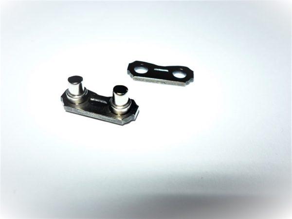 Láncfűrész patentszem hevederszem szegeccsel 0.325 1.3 mm 40 darabos 26-06055