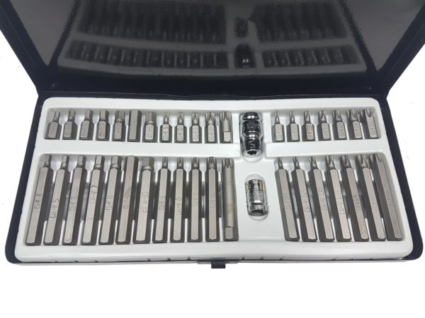 Mar-Pol Imbusz torx készlet 40db-os M66410