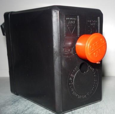 25 és 50 literes kompresszor nyomáskapcsoló NYK2550