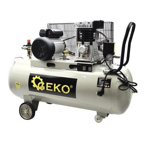 Geko olajos kompresszor 100 liter 8 bar 390 l/perc G80303