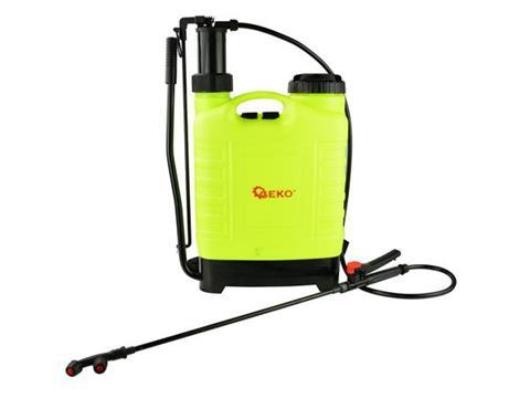 GEKO kézi-háti permetező pumpás 18L G73204