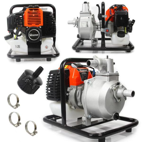 """Demon benzinmotoros vízszivattyú benzines szivattyú 3Le 1"""" M799204"""