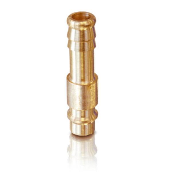 Levegő cső csatlakozó 9 mm csőcsatlakozóval fiú 04015