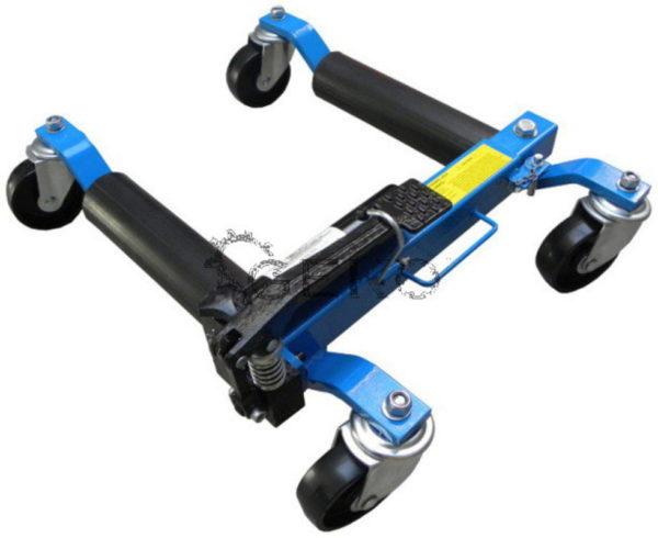 Geko Gépkocsimozgató emelő kerék alá 680kg / 305mm abroncs szélességig G02140