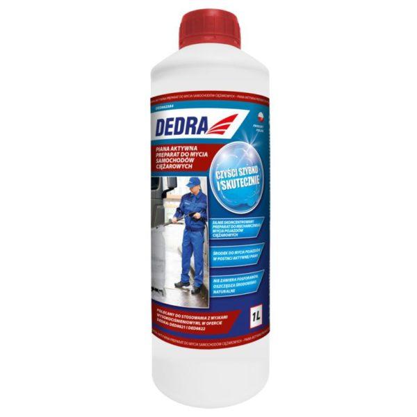 Dedra Aktív hab, tehergépkocsi mosó készítmény 1L DED8823A4