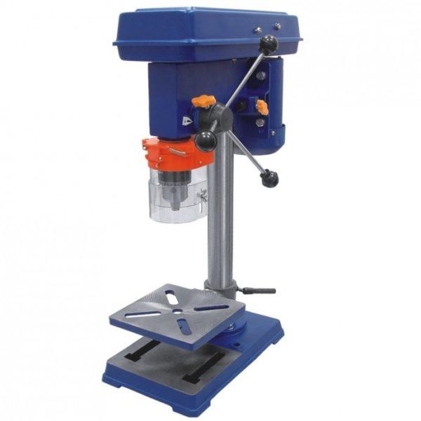 Dedra Asztali fúrógép, 0,5kW, 9 sebességi fokozat, maximális fúrúmélység 50mm, gépmagass DED7710