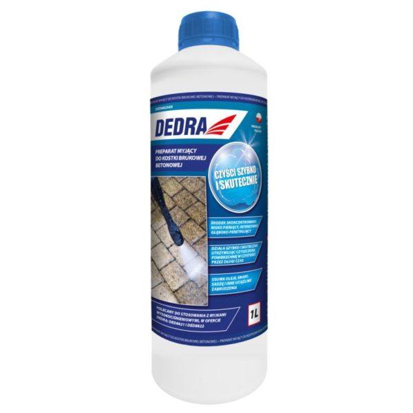 Dedra Beton kockakő mosó készítmény 1L DED8823A5