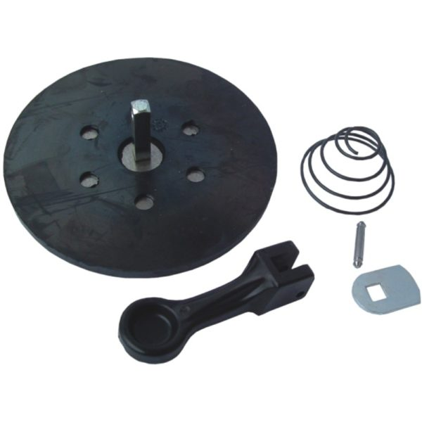 Dedra Cserélhető gumipárna 602-604 S614.0