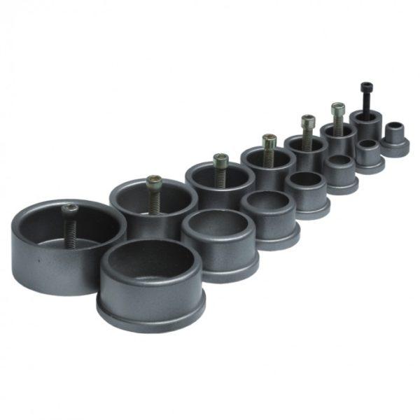 Dedra 16mm fűtőfej csavarral, A123030, DED7515 és DED7516-os gépekhez A123031