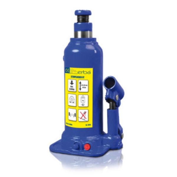 Erba hidraulikus emelő olajos emelő palackos emelő olajemelő 8t 225-370mm 03040