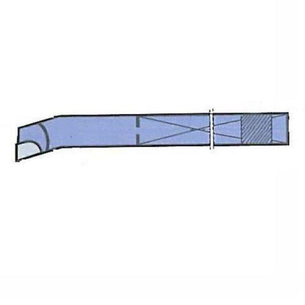 Erba Esztergakés Belső Zsákfurathoz 8×8 mm