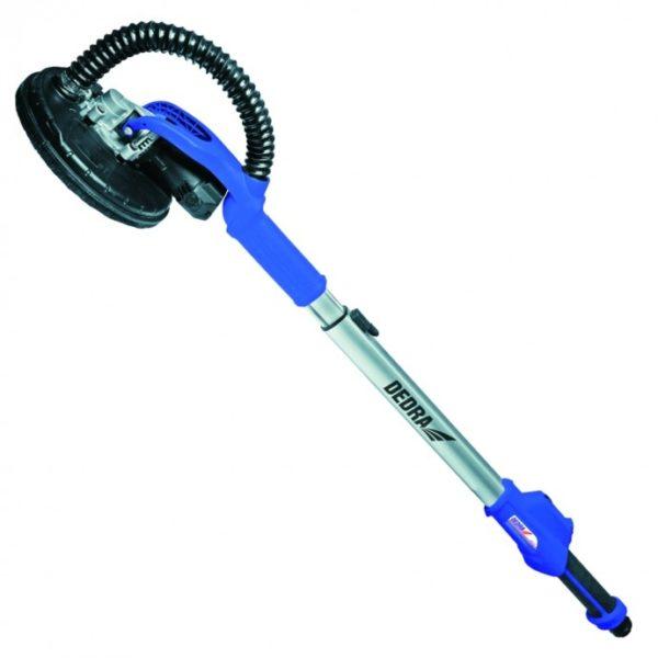 Dedra Csiszoló gipszkartonhoz sebességváltóval 620W, állítható hossz 128-159cm, sarkakho DED7743