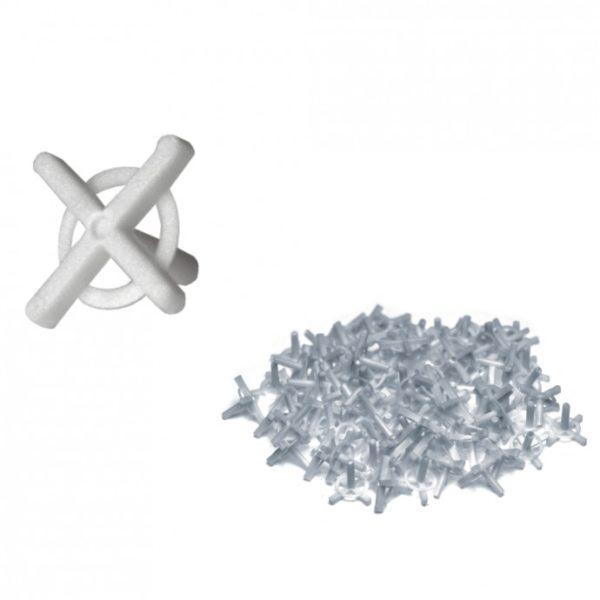 Dedra Fugakereszt fogóval 1,5mm 150db. DED02U015