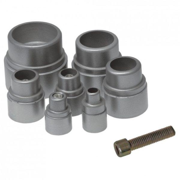 Dedra Forrasztófej csavarral 40mm, DED7515 és ded7516-os gépekhez DED751640