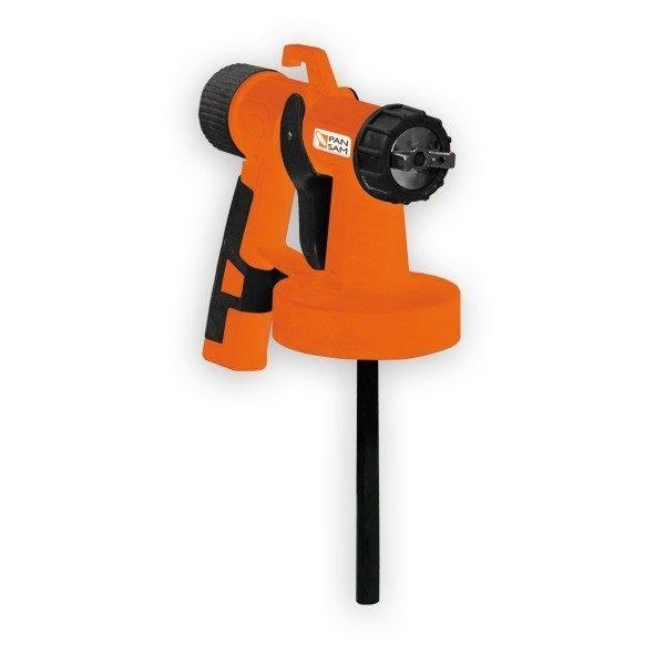 Dedra Magasnyomású festékszóró pisztoly, fúvókával, 2,5m, A730200-as géphez A730201