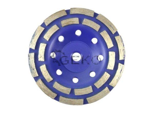 Geko Betoncsiszoló gyémánttárcsa 125 mm G00376
