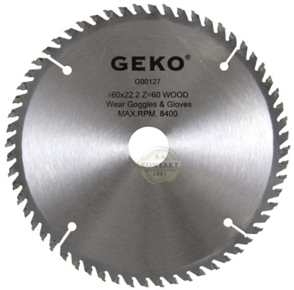 Geko Körfűrészlap 200x32x60T LT (50) G00135