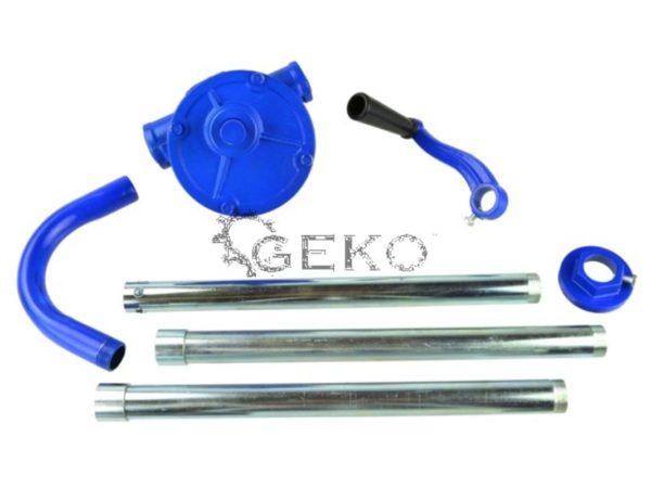 Geko Kézi (tekerős) olaj- és üzemanyagpumpa hordóhoz G01018