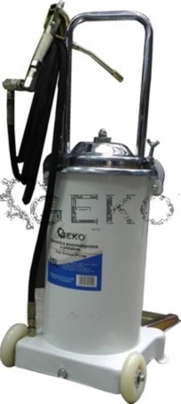 Geko Pneumatikus zsírzógép 15 literes G01138