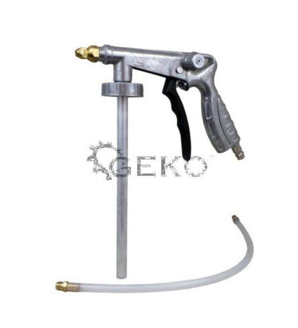 Geko alvázvédő és üregvédő pisztoly üregelő szabályozható G01192A