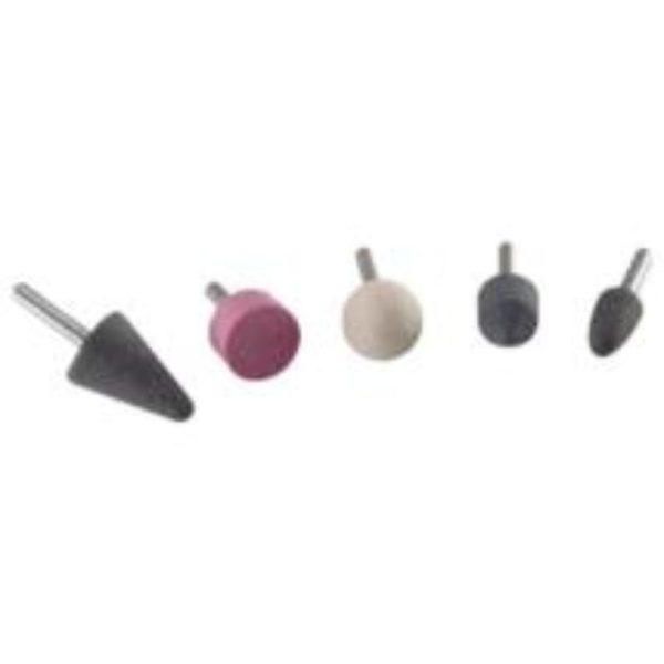 Geko Köszörűkorong 5 részes 6 mm G01211
