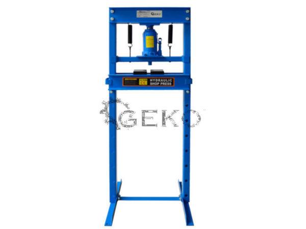 Geko Hidraulikus műhelyprés állvánnyal 20 tonna G02090