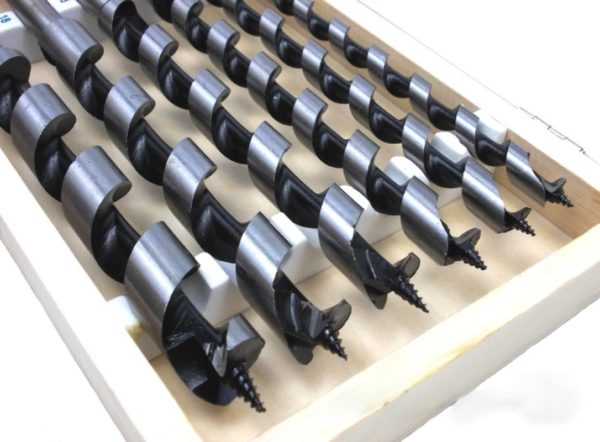 Geko Fafúró készlet 6 részes 230mm 6-25 mm G38120