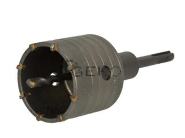 Geko Koronafúró 80 mm SDS Plus befogással G40002