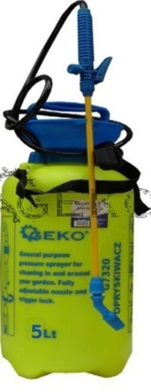 Pumpás permetező 5 literes tartállyal