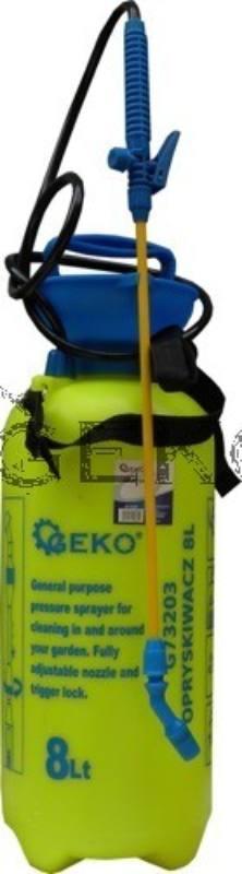 Geko Pumpás permetező 8 literes tartállyal G73203