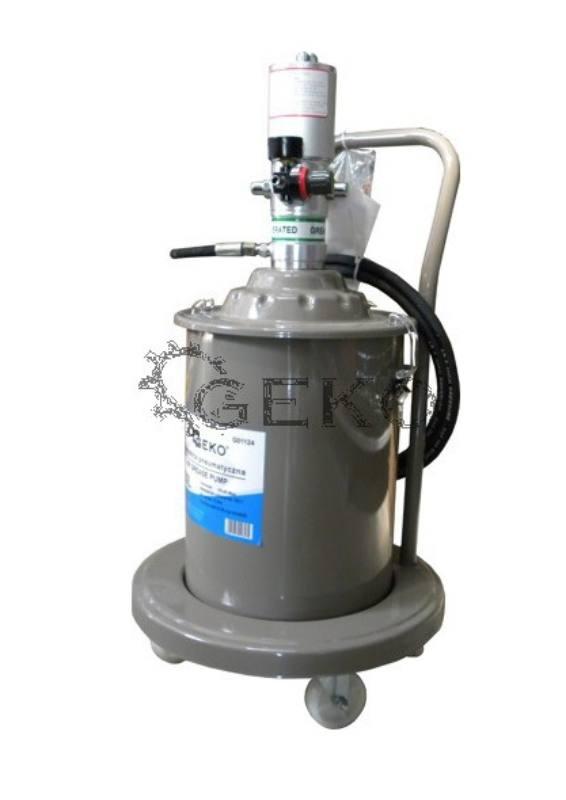Geko Pneumatikus zsírzó 20 literes G01124