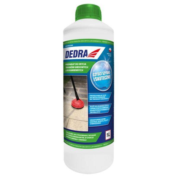 Dedra Greslap vagy kő terasz mosó készítmény 1L DED8823A6