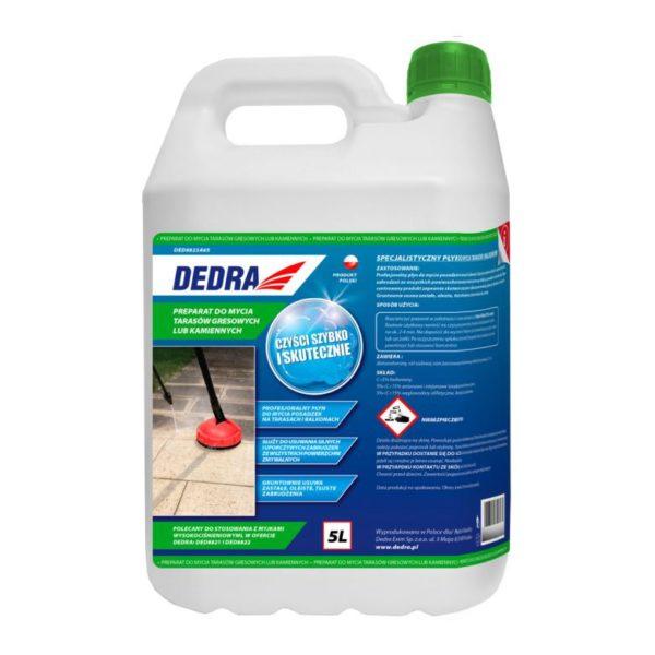Dedra Greslap vagy kő terasz mosó készítmény 5L DED8823A65