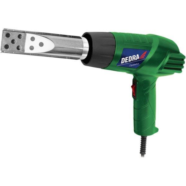 Dedra Grillbegyújtó hőlégfúvó pisztoly 1000/2000W DED7972