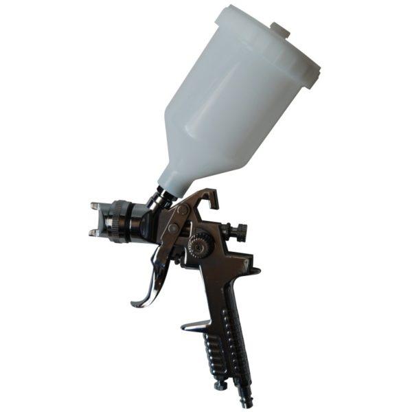 Dedra HVLP festékszóró pisztoly, 1,4mm fúvóka, 0,6l, 2-3,5bar A533171