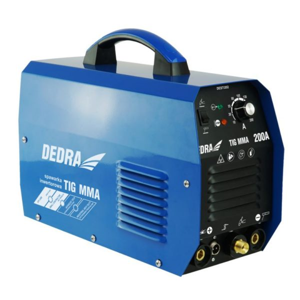 Dedra Invertoros hegesztőgép egyenirányító MMA/TIG 200A DESTi202